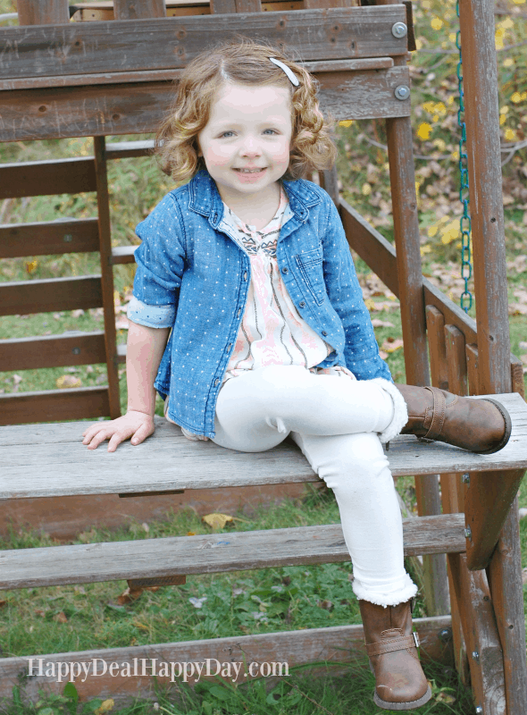 OshKosh B'Gosh $50 Gift Card Giveaway – Ends 11/18 + 25% off Promo Code!! #BgoshBelieve