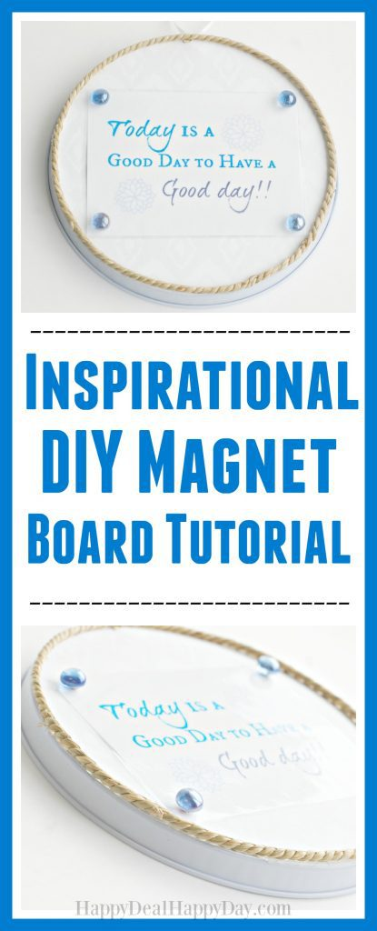 DIY Magnet Board Tutorial - learn how to transform an oven cover into an amazing wall hanging!!  Super easy, frugal, customizable, and personalizable!