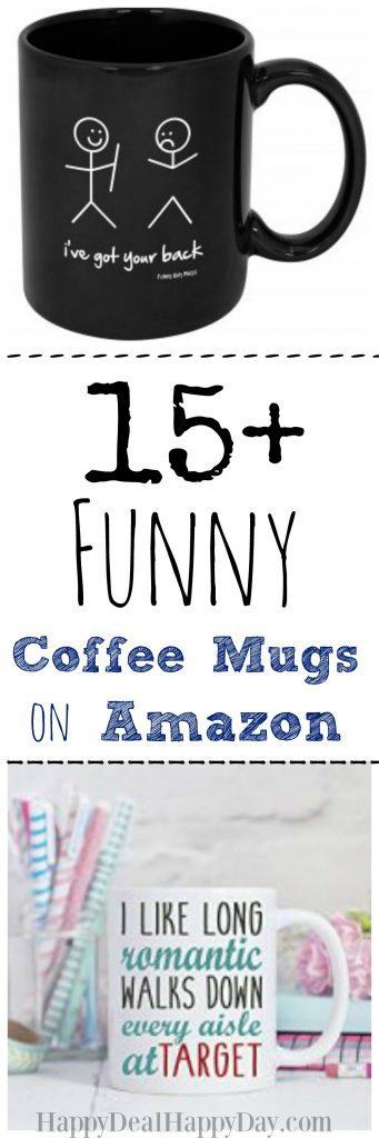 15 funny coffee mugs you can find on amazon