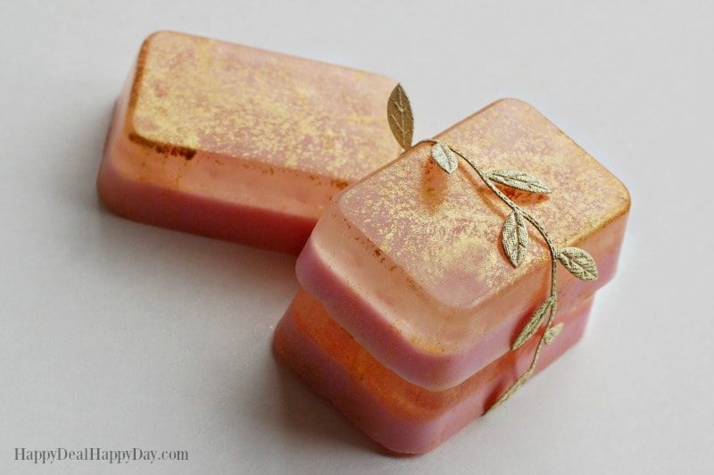 easy diy homemade melt and pour soap