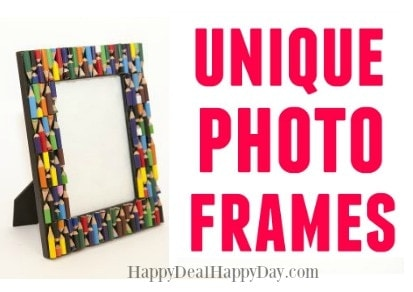 Unique Photo Frames for Less Than $20 on Amazon!