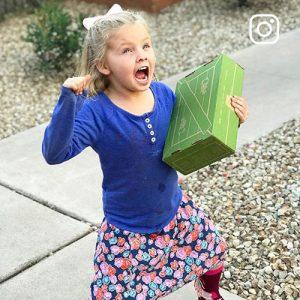 Non-Candy Easter Basket Filler Ideas - kiwico box