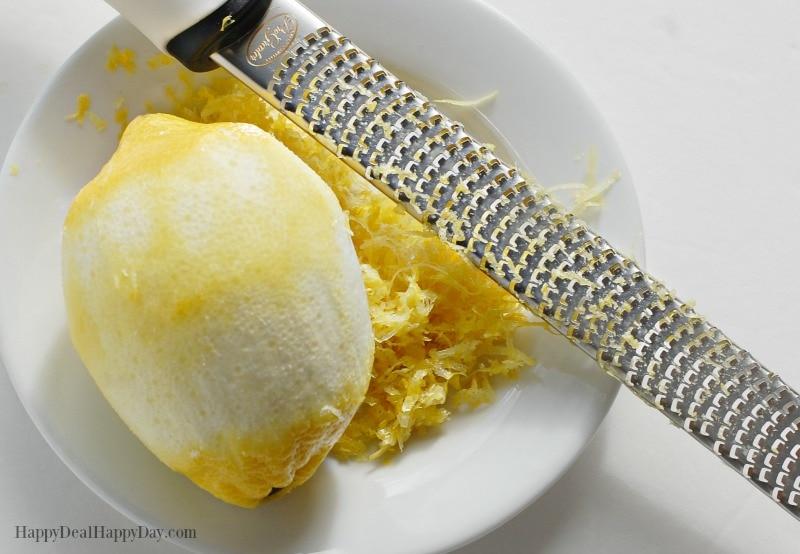 Lemon Raspberry Chia Seed Muffin Recipe