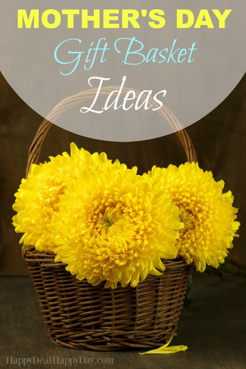 Mother S Day Gift Basket Ideas 20 Ideas To Choose From