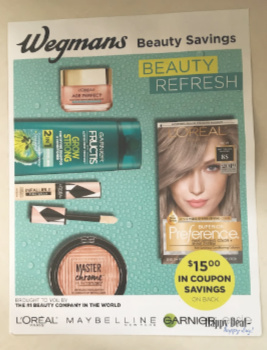 Wegmans Spring Booklet Coupons – 10 New Wegmans Store Coupons!