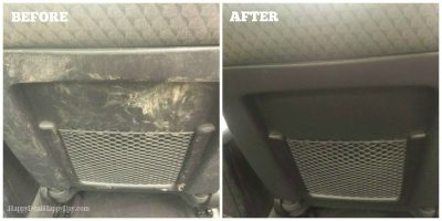 How To Clean The Interior Of Your Car In Record Time Without Spray Cleaners or Paper Towels