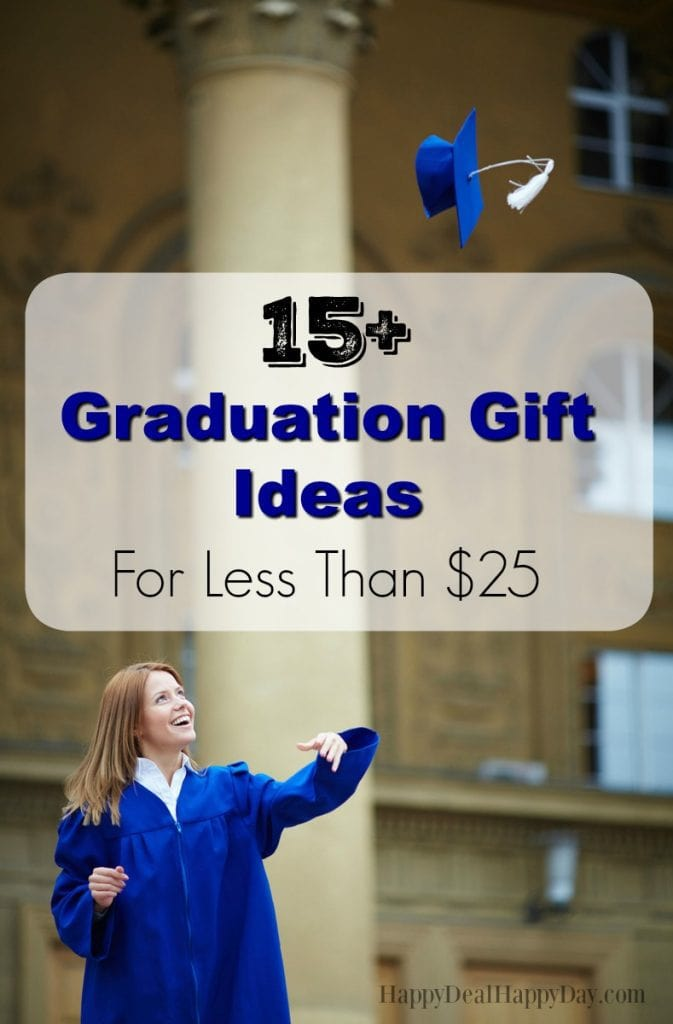 Inexpensive Graduation Gift Ideas
