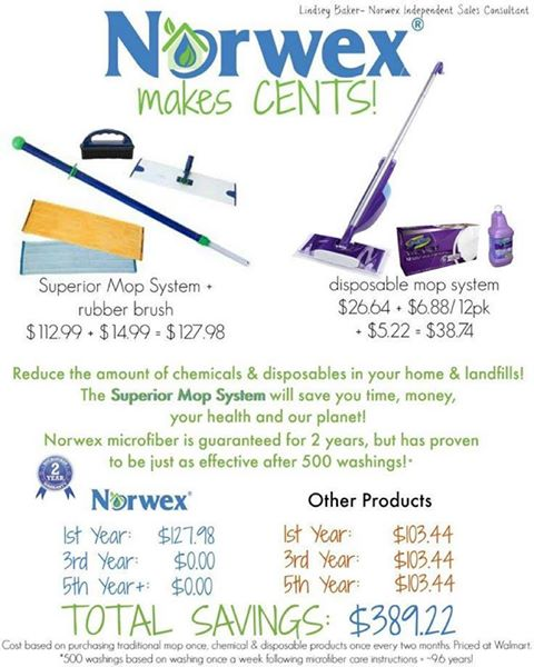 mop savings