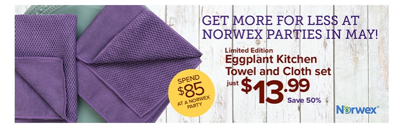 norwex in may deal