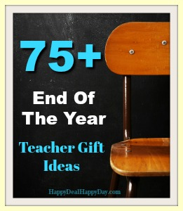 The Ultimate End of the Year Teacher Gift Ideas Guide