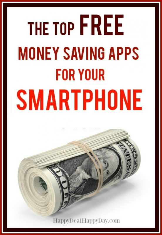 The Top Free Money Saving Apps For Your Smartphone