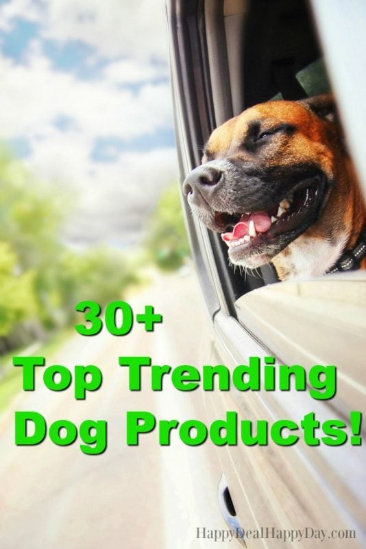 Trending Dog Products
