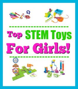The Top STEM Toys for Girls + 30% off Promo Code for Learning Resources!