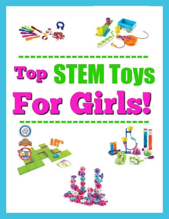 The Top Stem Toys For Girls 30 Off Promo Code For