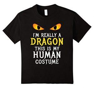Lazy Halloween Costume
