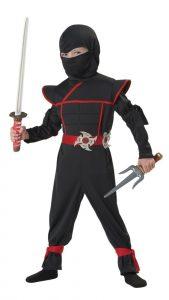 Cheap Halloween Costumes ninja