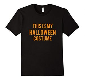 The Lazy Halloween Costume – 15+ Halloween T-shirts on Amazon