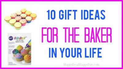Gift Guide:  Top 10 Gift Ideas for the Baker In Your Life