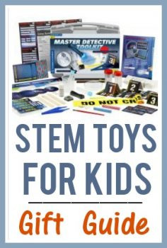 Top STEM Toys for Gift Ideas