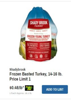 Local Turkey Prices Comparison – Tops, Walmart, Wegmans, & Aldi