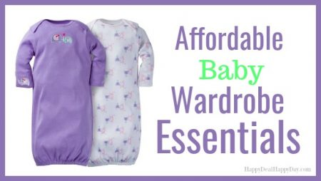 Gerber Brand Baby Apparel & Sleep Gowns – Affordable Baby Wardrobe Essentials!