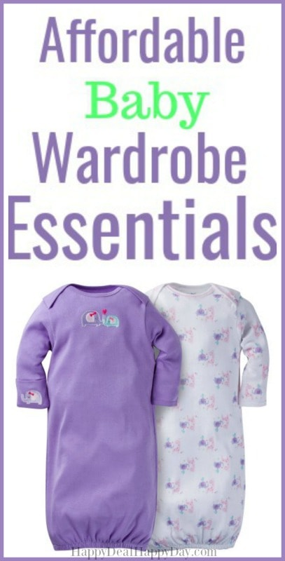 Gerber Brand Baby Apparel & Sleep Gowns - Affordable Baby Wardrobe ...