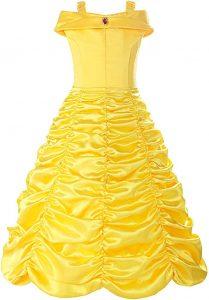 Cheap Halloween Costumes Belle dress