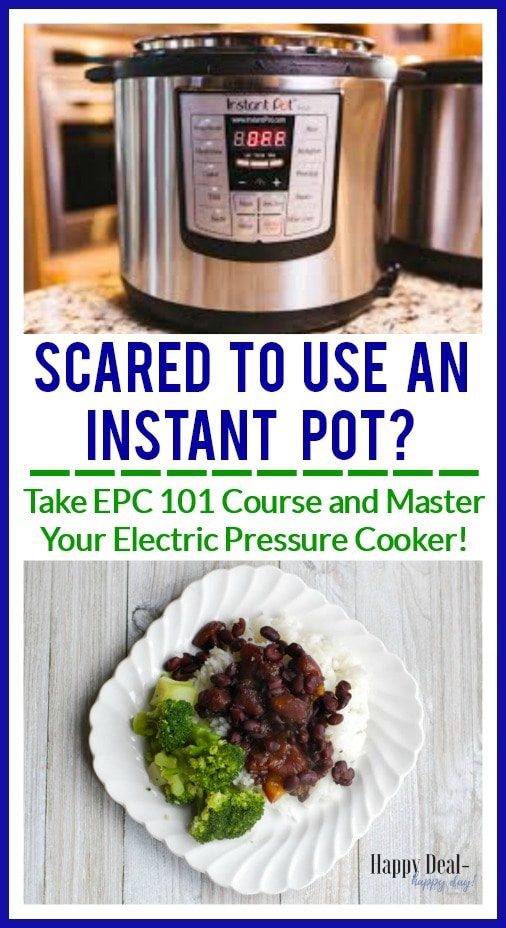 Electric Pressure Cooker 101 - How To Use Your Instant Pot or Electric Pressure Cooker!
