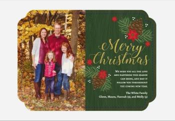 Purple Trail 15% off Christmas Cards Promo Code – Valid Thru 12/30/18!