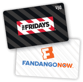 TGI Fridays Gift Card Offer – Get a Bonus Gift Card When You Purchase One!