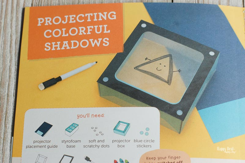 kiwico colorful shadows