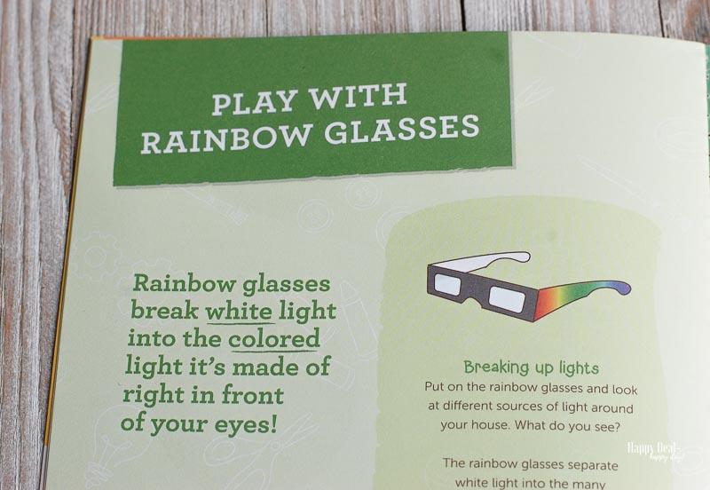 kiwico rainbow glasses