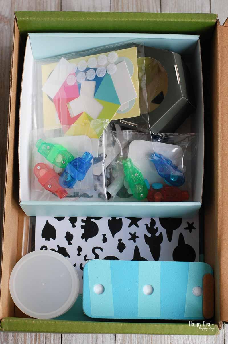 kiwico rainbow optics box