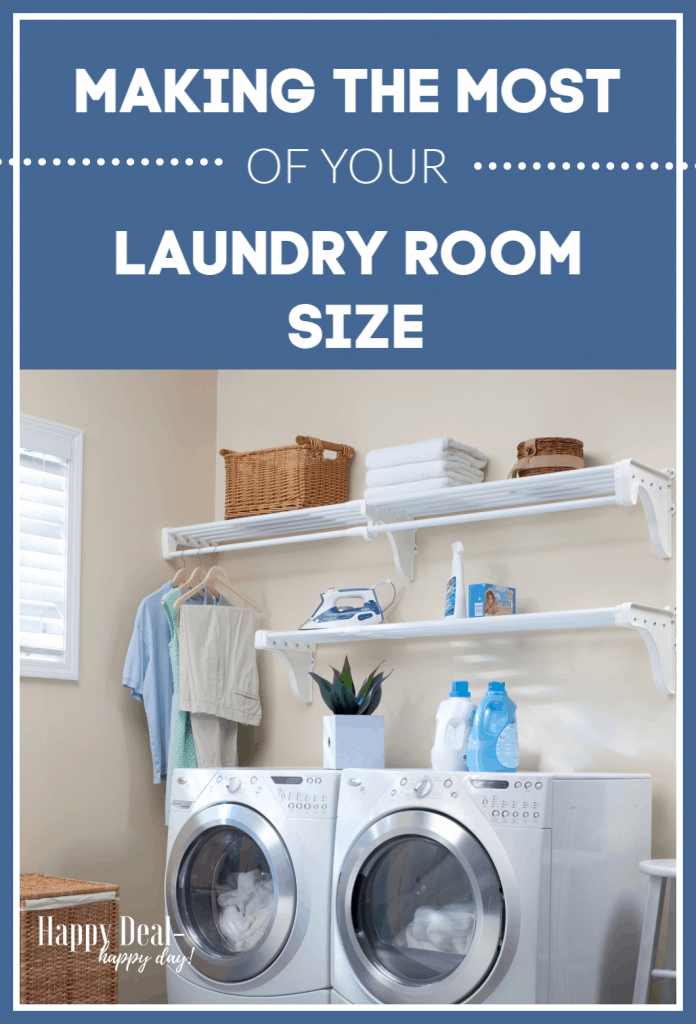 laundry room size