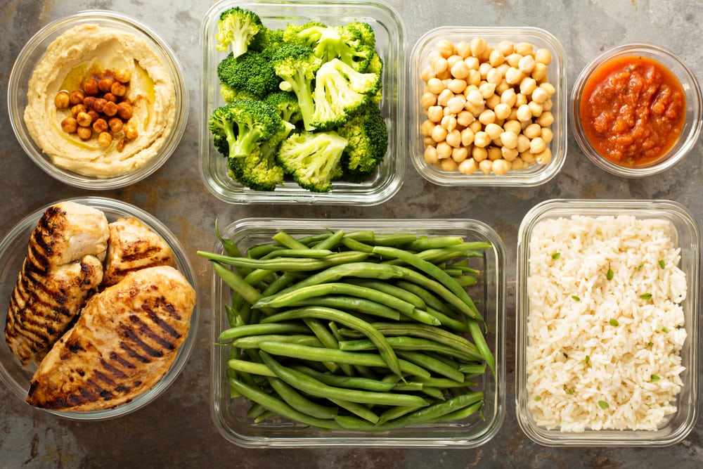 meal prepping recipes and tips