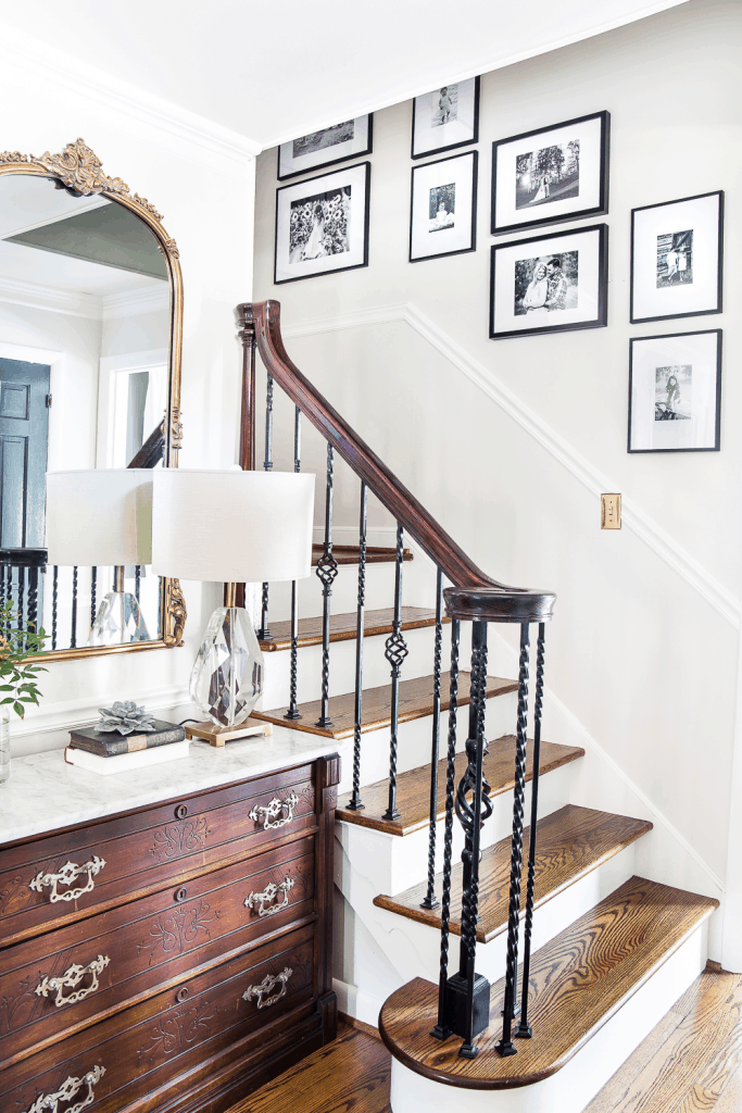 Timeless Home Decor banister