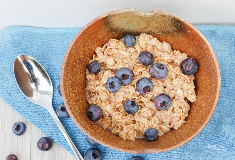 Instant Oatmeal Recipe