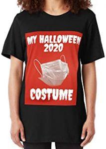 my halloween 2020 mask Quarantine costume
