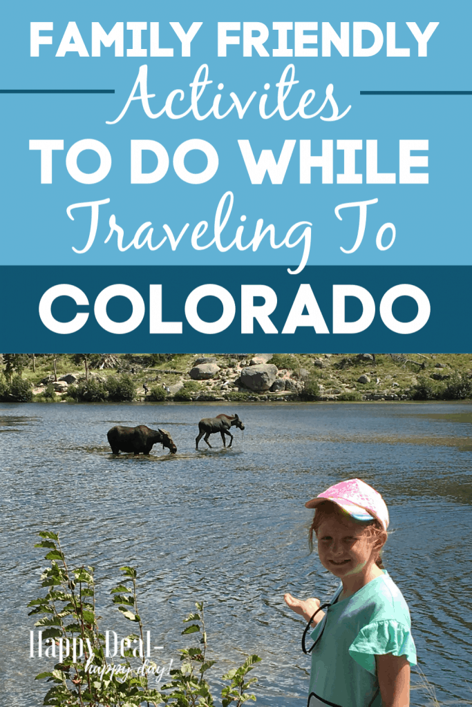 Family Friendly Activities To Do While Traveling To Colorado!