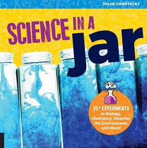 Christmas Gift Guide for Kids - science in a jar book
