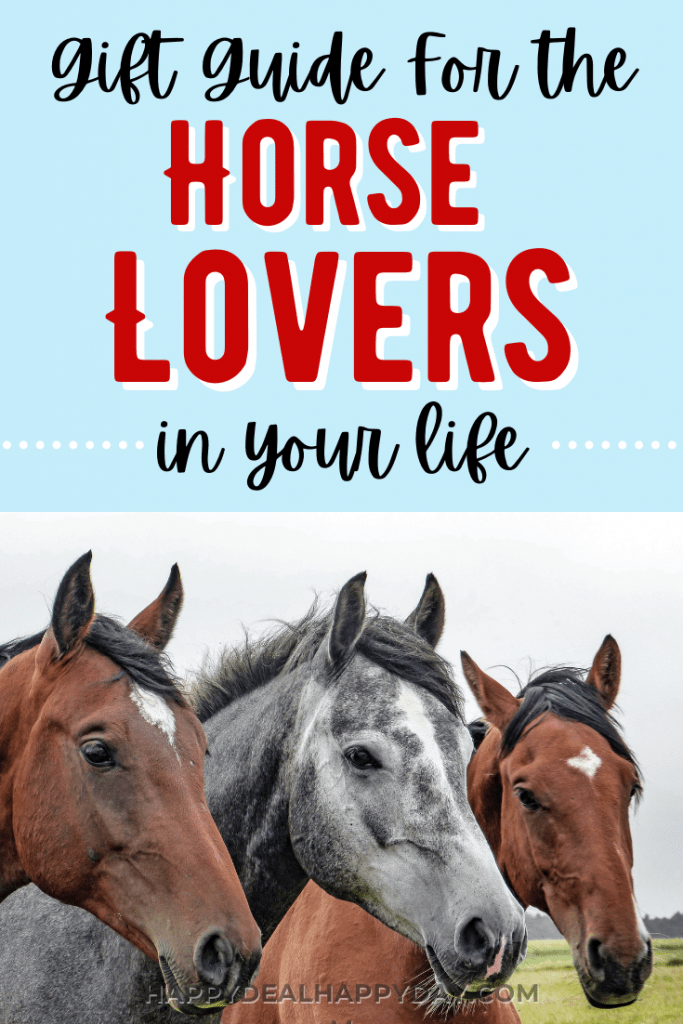 gift guide for horse lovers