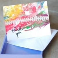 Easy Homemade Gift Ideas - homemade card