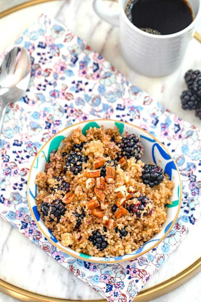 Easy Quinoa Recipes
