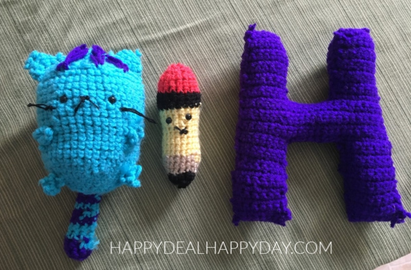 kids crochet projects