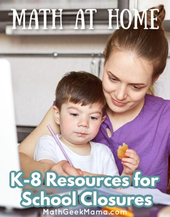 at home math resources math geek mama