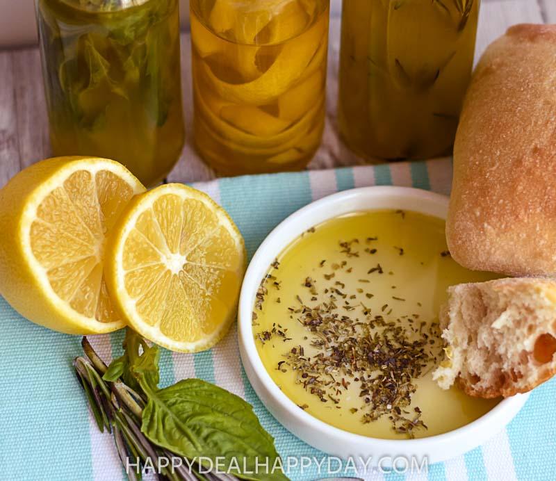 olive oil bread dip