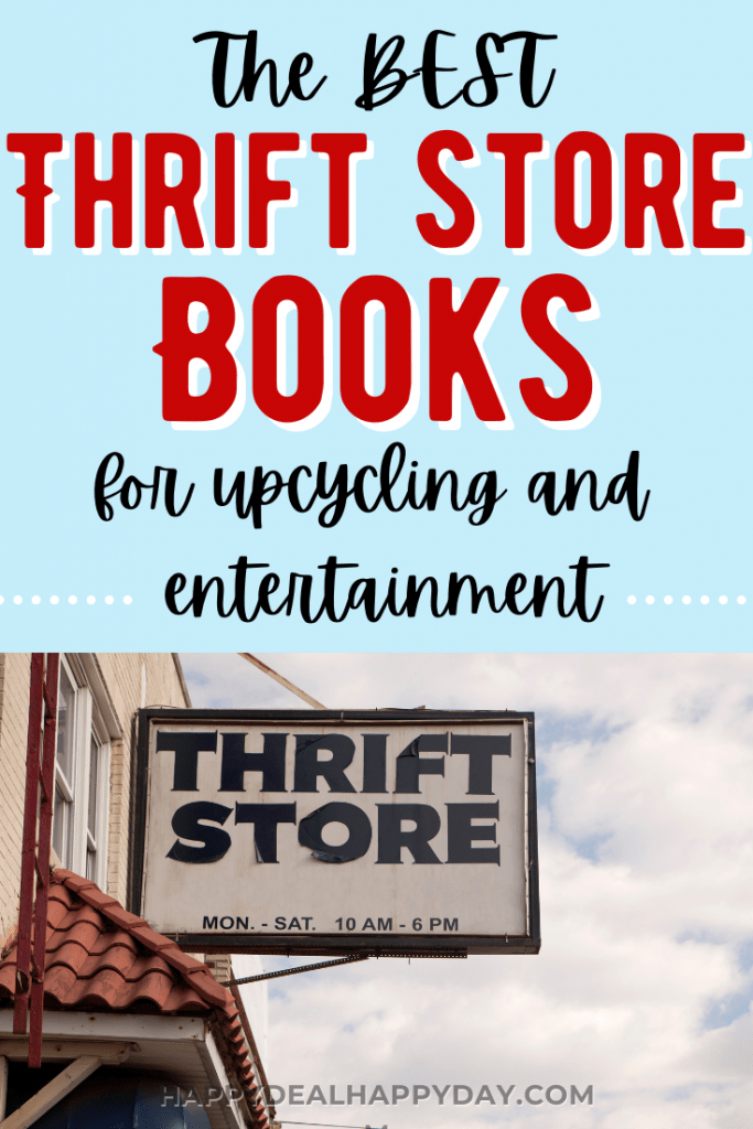 Best thrift store books