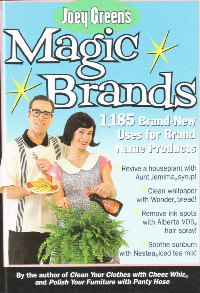 Joey Green's Magic Brands
