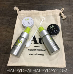 Christmas gift for her - manuka honey facial cleansing system