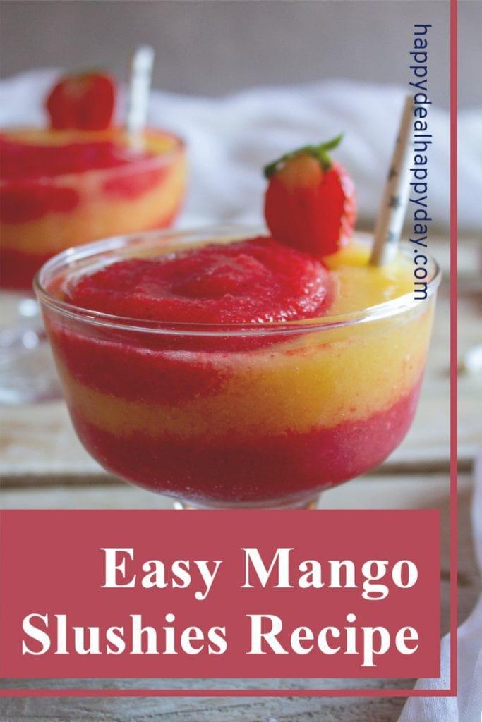 mango slushies